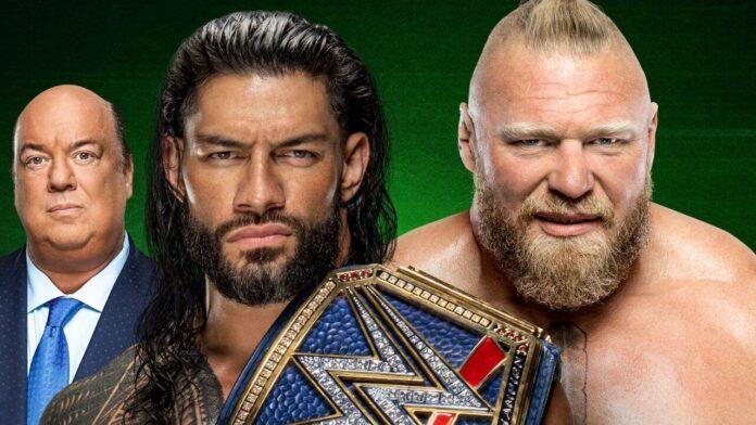 WWE bringt Brock Lesnar vs. Roman Reigns im Oktober - Bild: (c) WWE. All Rights Reserved.