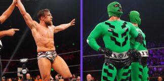 Bryan Danielson bleibt ungeschlagen, Maskierte gewinnen Titel - AEW Dynamite vom 16. Oktober 2021