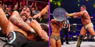 CM Punk bleibt erfolgreich, Brian Cage teilt im Philly Street Fight aus - AEW Rampage vom 8. Oktober 2021