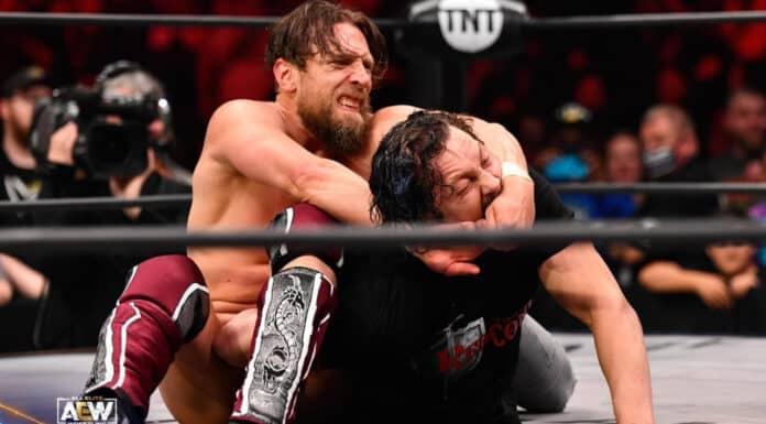 Der frühere WWE-Star Bryan Danielson ist bei AEW angekommen