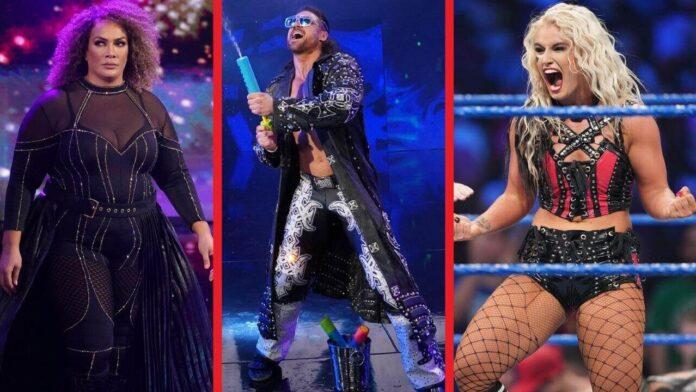 Der WWE Draft 2021 geht weiter! - Bilder: (c) 2021 WWE. All Rights Reserved.