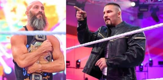 Bron Breakker will Tommaso Ciampas Titel - WWE NXT - 5. Oktober 2021