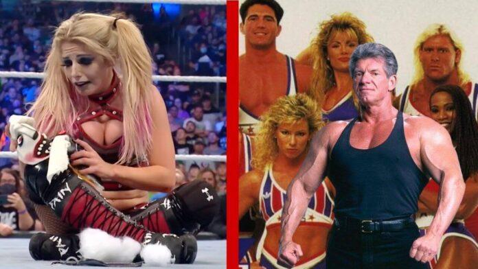 Alexa macht eine Pause / WWE arbeitet an