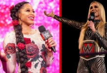 In dieser Woche ging's um die Raw Women's Championship - WWE Raw vom 18.10.21