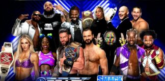 WWE Draft 2021 - Teil 1